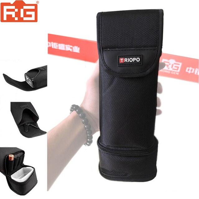 Camera Flash Protector Cover Case Bag Pouch For Canon Nikon Sony Pentax Yongnuo Godox TRIOPO Metz Viltrox Speedlite