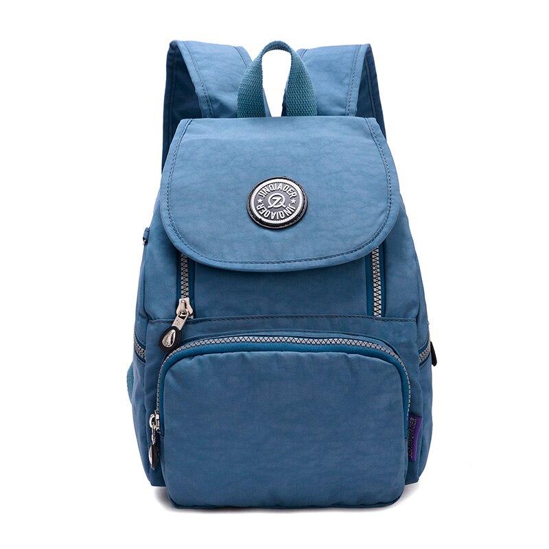 Mini Backpack Women Cheap and Small Travel Bagpack Waterproof Nylon Female School Bags for Teenage Girls mochila feminina