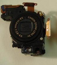 Free shipping for canon Black lens ixus70 ixus75 ixy10 sd1000 sd750 ixy90 lens camera parts