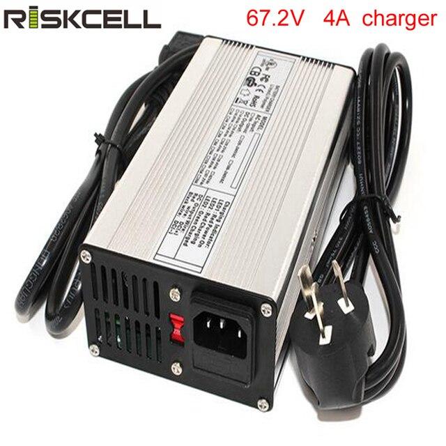 16 s 60 volts li ion batterie au lithium chargeur 67 2 v 4a pour moto lectrique ev voiture. Black Bedroom Furniture Sets. Home Design Ideas