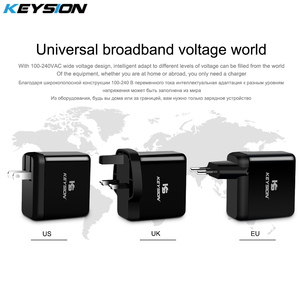 Image 3 - KEYSION 36W USB C PD Fast Charger for iPhone 11 Pro XR XS Max Quick Charge 3.0 Wall USB Charger Adapter for Samsung Xiaomi redmi
