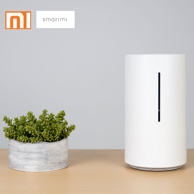 SMARTMI 01 Degerming Humidifier App Control Smog-Free Mist-Free Pure Evaporate Type Suitable For Living Room, Ward, Office, Etc