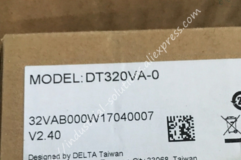 Delta new DT320RA 0 DT320VA 0 DT320CA 0high speed intelligent temperature controller DT3 series