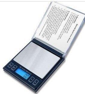 10pcs Digital 200g 0.01 Gram Scale CD Grain Reload Carat Wholesale-Freeshipping
