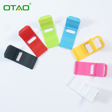 Цветные пластиковые мини-телефон стенд Портативный Регулируемый держатель Для iPhone универсальный Складной мобильный телефон владельца Для iPhone 5 6