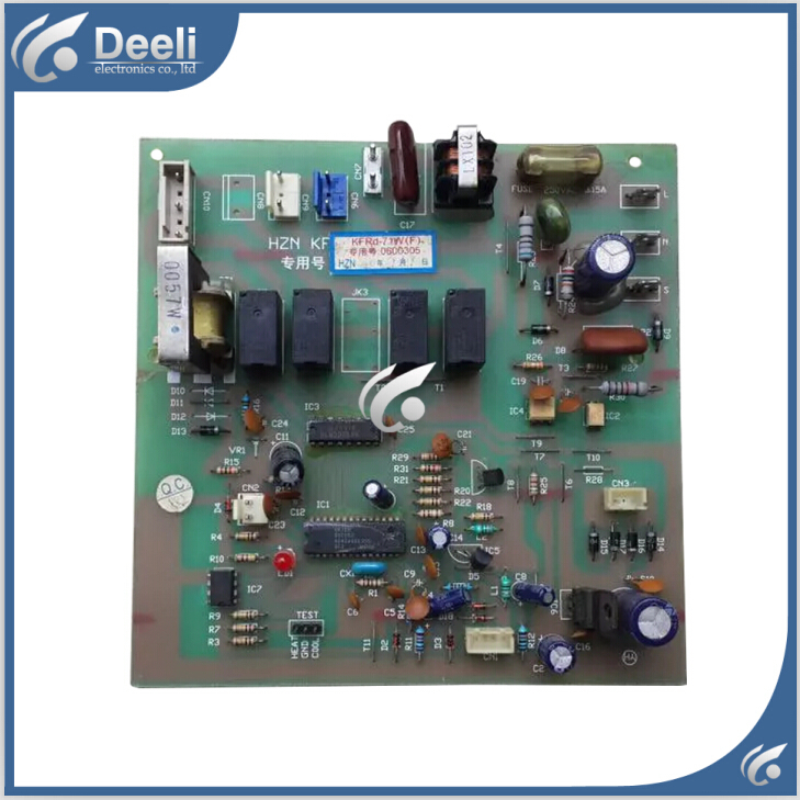 95% new good working for air conditioning computer board KFRD-71LW/(SF) 001A3300205 PC board control board on sale 95% new good working for lg air conditioning computer board 6871a20445p 6870a90162a ls j2310hk j261 control board on sale
