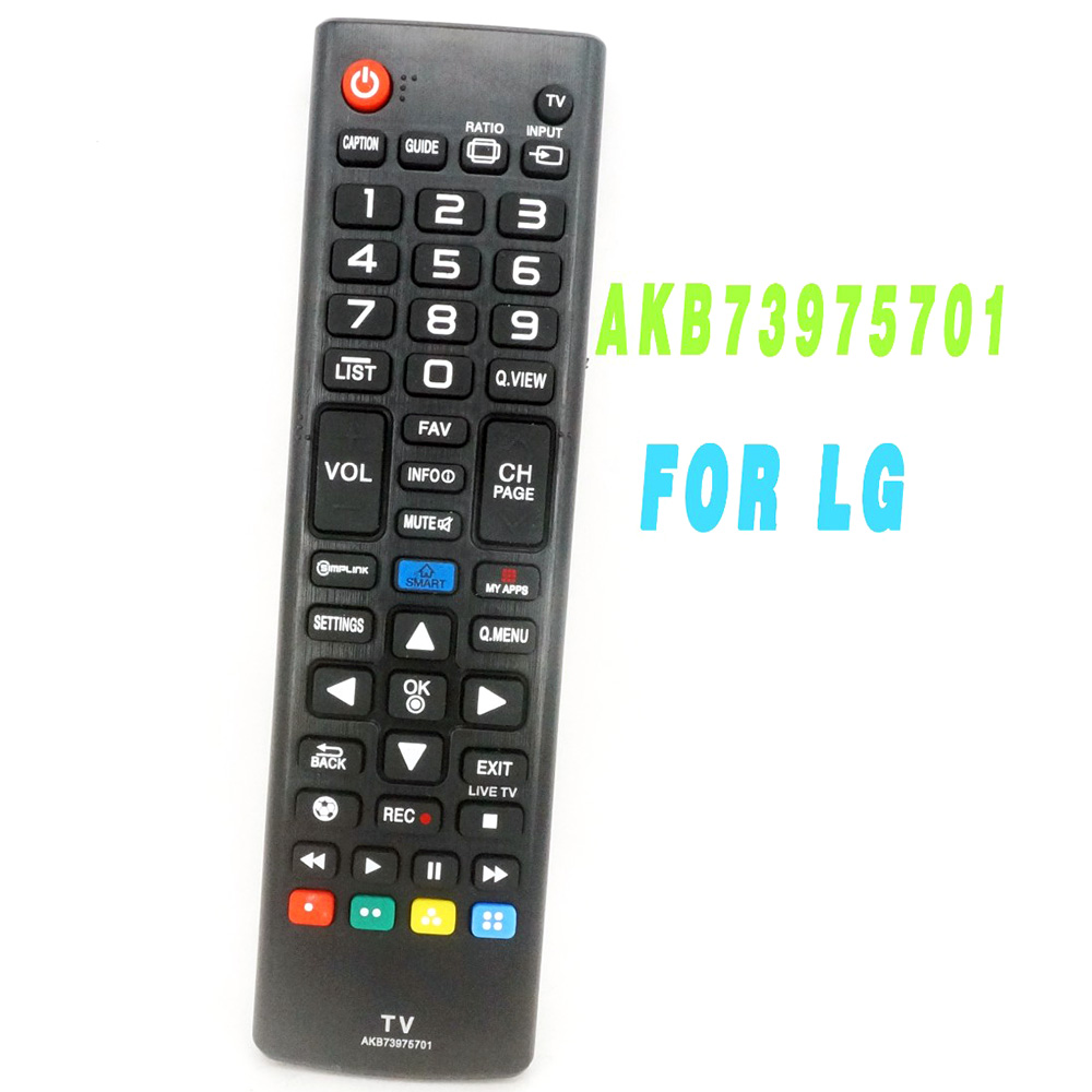 Calvas Universal Replacement Remote Control LTV-914 FOR LG LCD LED HDTV 3D Smart TV AKB73715634 AKB73715679 For Many Models