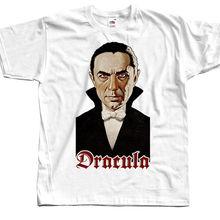 Dracula V29 Movie Poster Bram Stoker T Shirt White Zink All Sizes S  4Xl(China b18d50b39
