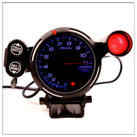Defi 72mm Tachometer Gauge 7 Backlight Colors 0 11000 RPM Shift Light BF style Auto Pointer gauge saat Meter 72mm