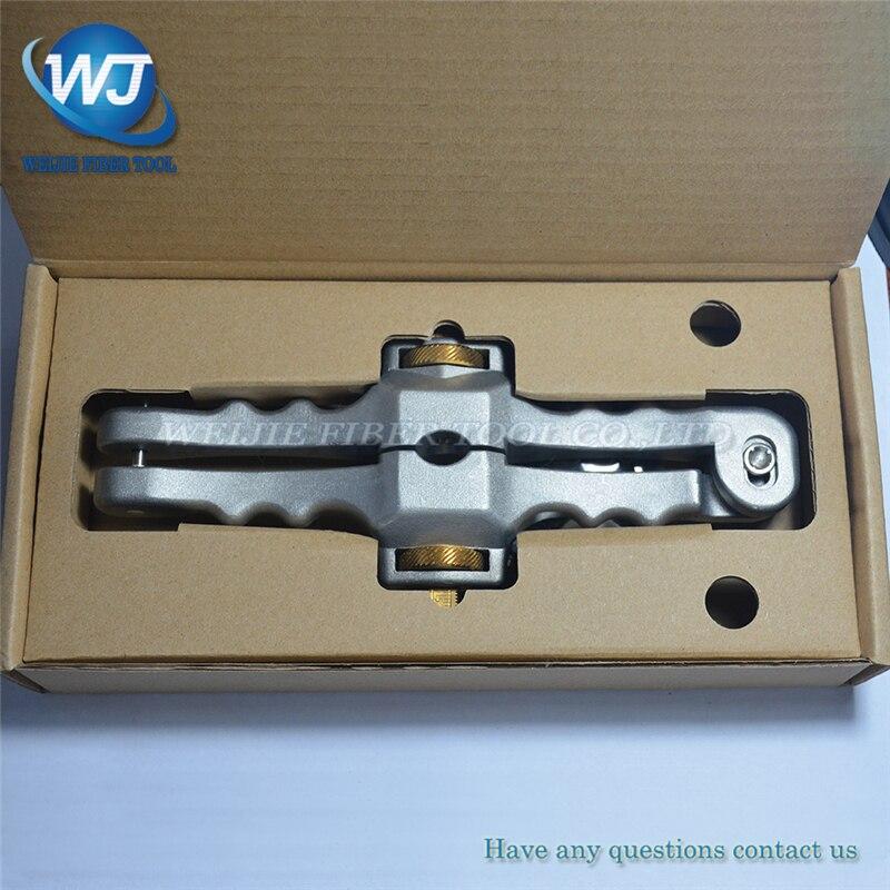 Apertura Longitudinal cuchillo Longitudinal Cable vaina cortadora fibra óptica Cable Stripper SI-01