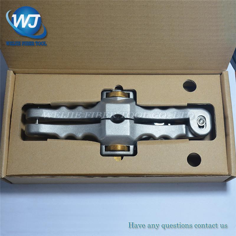 Longitudinal Opening Knife Longitudinal Sheath Cable Slitter Fiber Optical Cable Stripper SI-01