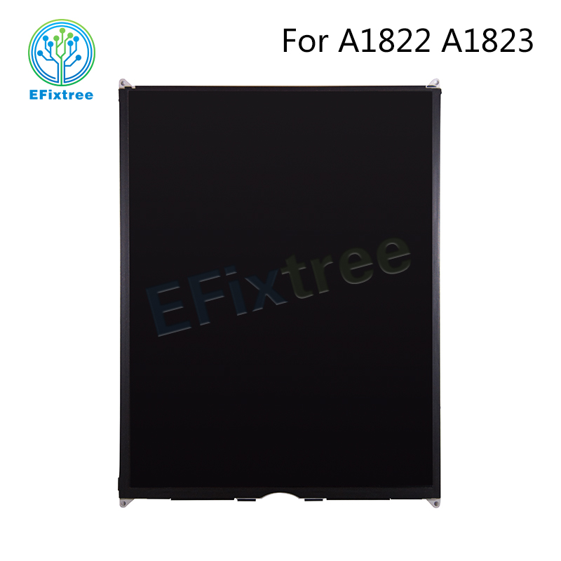 Full New A1822 A1823 LCD Display Screen 9.7 Inch No Dead Pixel  For IPad 5 2017 LCD Screen Display 2048*1536 EMC3017 EMC3108