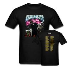 ce75a34201cf Travis Scott Pen & Pixel T shirt Men & Women two sides RODEO MADNESS Tour  casual