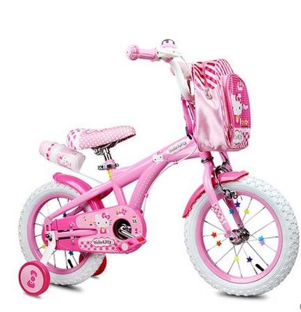 Niñas bicicleta cochecito de bebé bebé bicicleta bicicleta de los niños juguetes