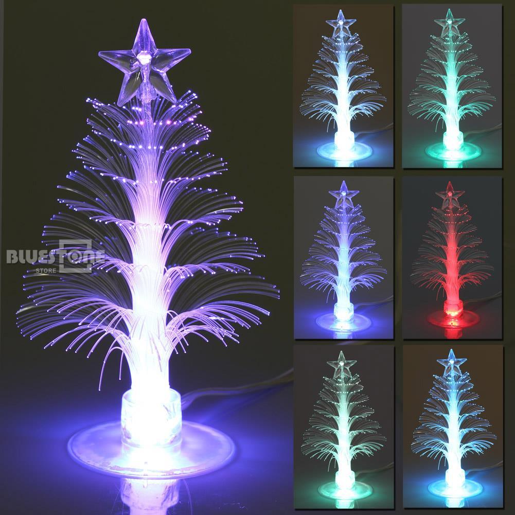 USB Farbwechsel Dekoration Licht LED Multi Farbe Weihnachtsbaum ...