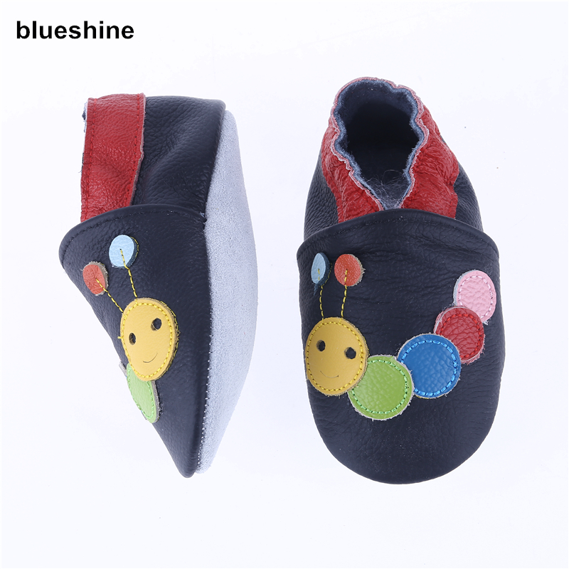 New Style Genuine Leather Baby First Walker Shoes Soft Leather Baby Girl Moccasins Infant Boy Shoes Bebe Zapatos Baby Shoes