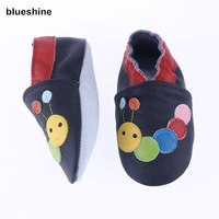 New Style Genuine Leather Baby First Walker Shoes Soft Leather Baby Girl Moccasins Infant Boy Shoes