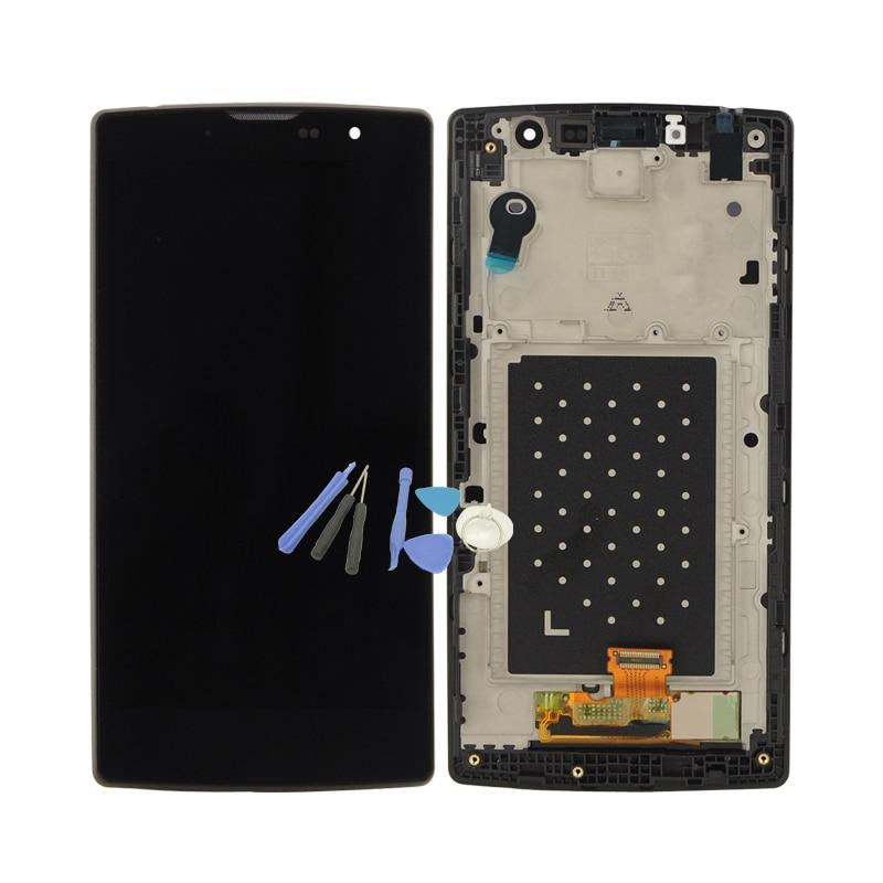 imágenes para Para Magna/G4c H500F H525 H502F Y90 H502 H5 Pantalla LCD + Touch Panel de la Pantalla Con El Capítulo Libera Asamblea herramientas