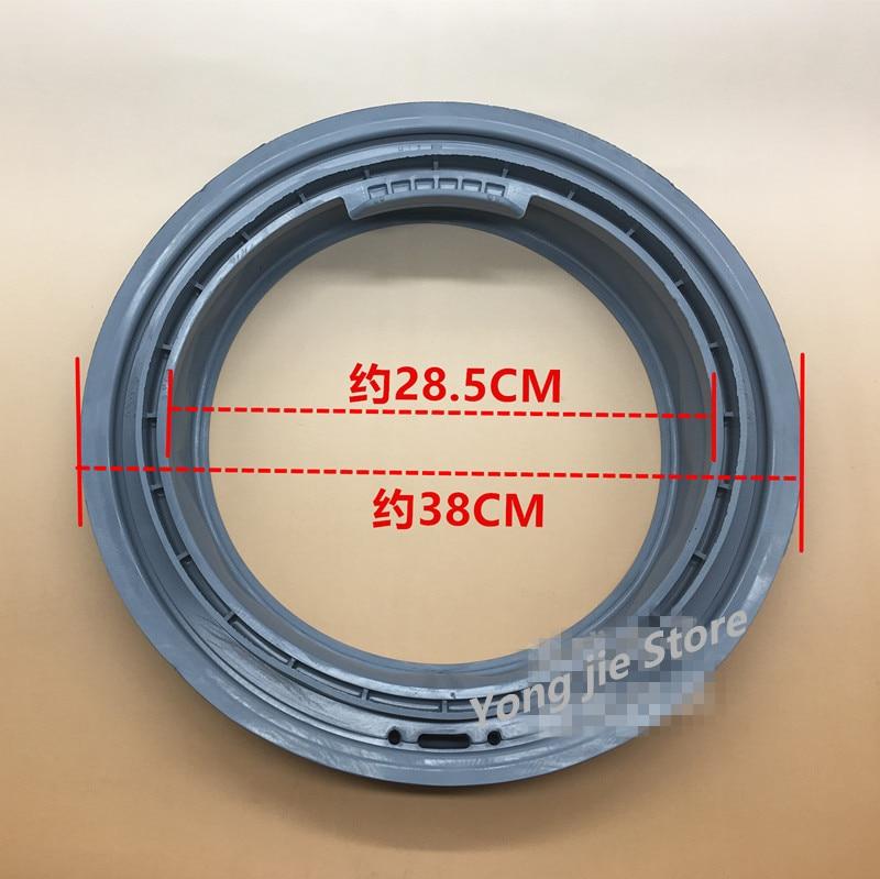 Original Drum Washing Machine Door Seal Waterproof Sealing Ring R1065S Suitable For Samsung WF-C863 R853 C963AC R1053A