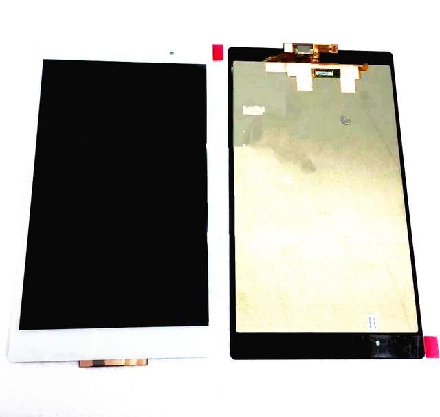 8,0 дюймов Оригинальный ЖК-дисплей дисплей для sony Xperia Tablet Z3 компактный ЖК-дисплей дисплей SGP611 SGP612 SGP621 сборки ЖК-дисплей сенсорный экран