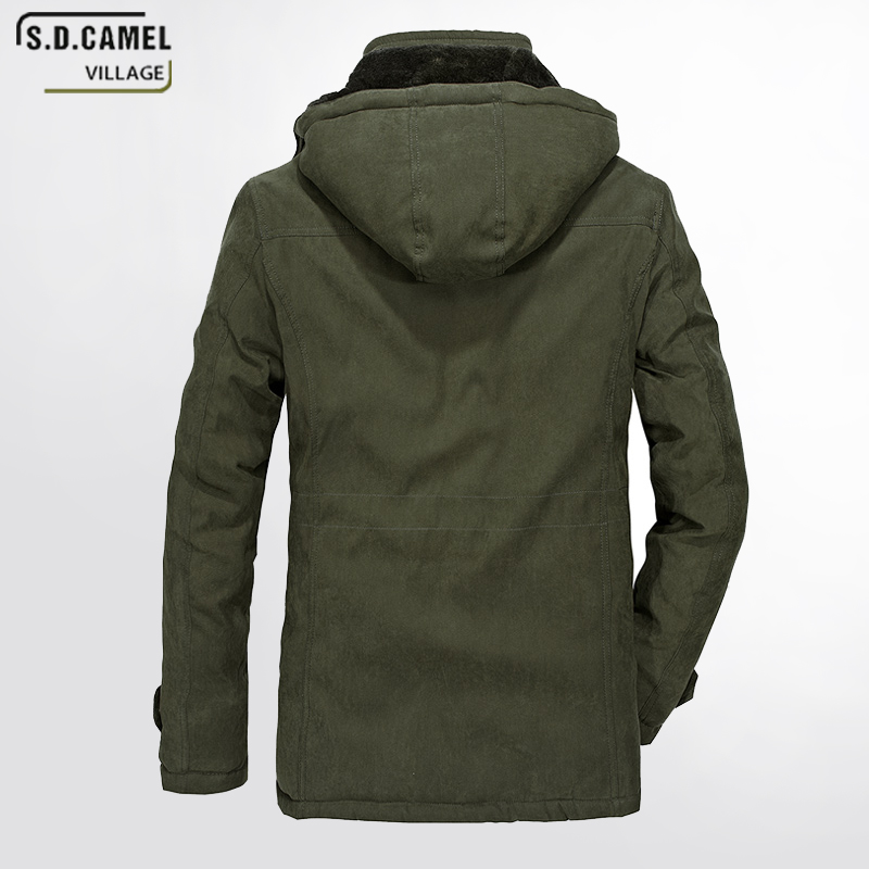 New brand man clothes winter jacket mens coat size M-5XL Thick winter Hot Sale Quality Jacket Men Warm Outwear Coat Casual