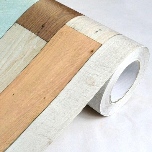 Achetez en gros vinyle bois autocollants en ligne des for Stickers miroir en rouleau
