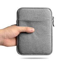 Soft Colorful Cotton Book Case with Wrist Strap for Kindle