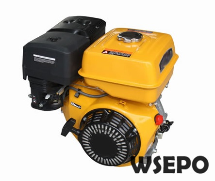 Factory Direct Supply WSE-170F 7HP 212CC Air Cool 4-stroke Gasoline Engine,used for for Gokart/Water Pump/Genset/Road Cutter engine genset water pump 751 41022 for alpha lpw lpws lpwt