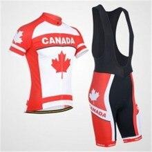 Canada Ciclismo Jersey ropa ciclismo Ropa Ciclismo ropa ciclismo Bike Ropa Ciclo de La Manga Corta de la Bici Ropa Deportiva