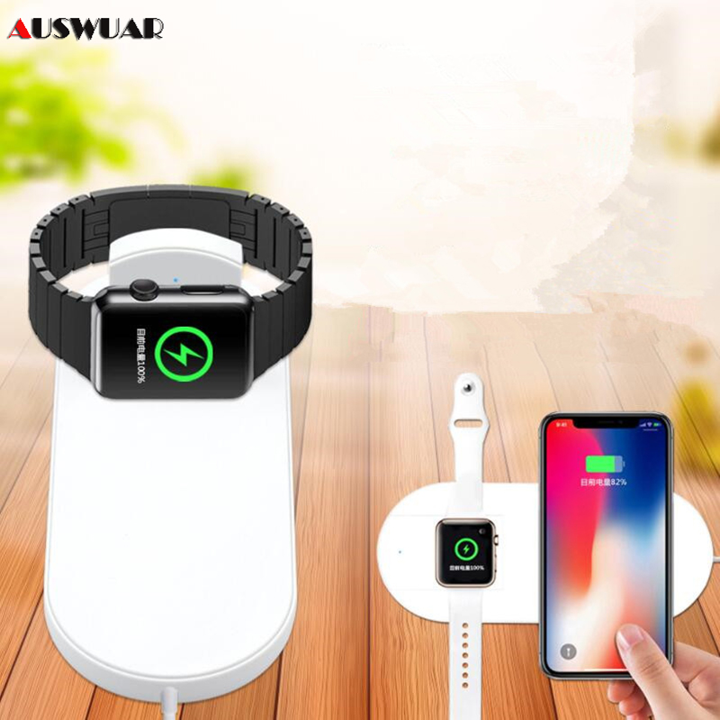 53c1d68443229 ... Wireless Charger for iPhone X 8 Plus XR XS MAX for. Mouse over to zoom  in