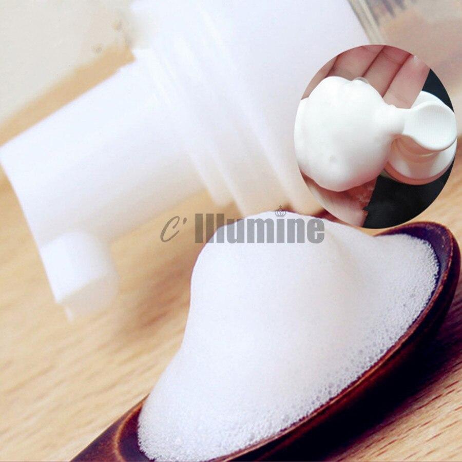 1000g acide aminé nettoyant pour le visage mousse nettoyage en profondeur Buble mousse maquillage supprimer doux hydratant blanchissant Pores rétrécissement