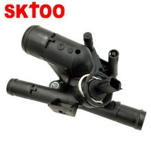 SKTOO  automobile thermostat assembly For Renault Nissan 8200978549 1106100Q1K 93167954 Auto Thermostat