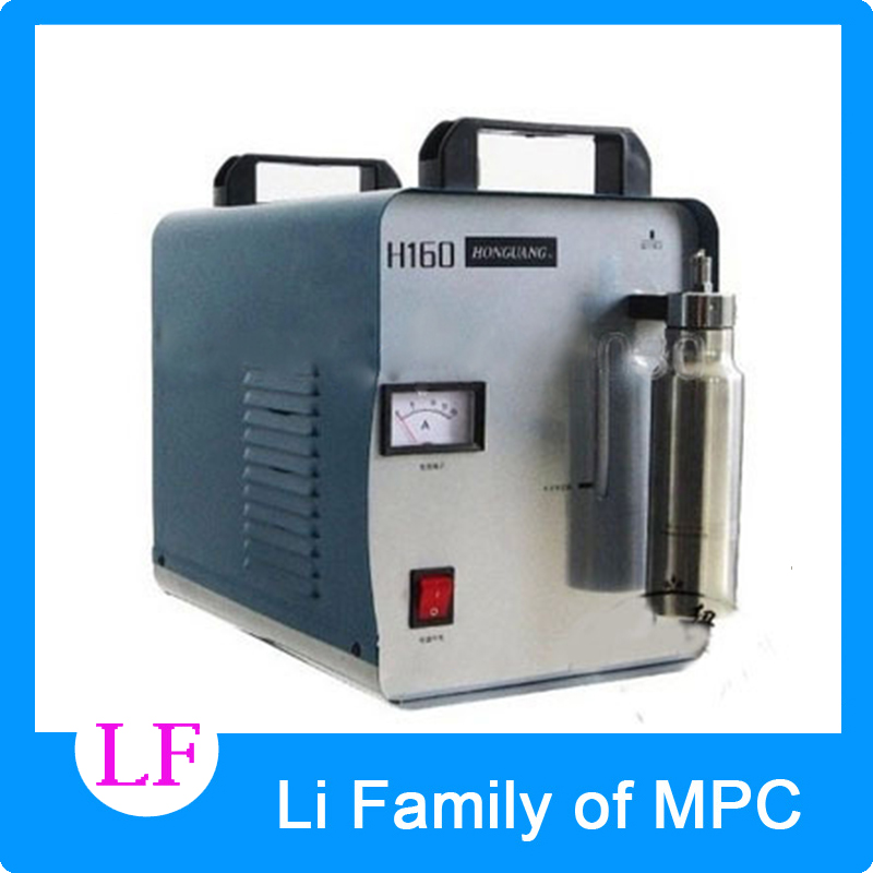 220V High power H160 acrylic flame polishing machine polishing machine word crystal polishing machine