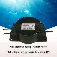 Swimming Pool Underwater Light Transformer AC Waterproof Power Supply 220V Turn AC12V 24V Safety Voltage 300W 400W