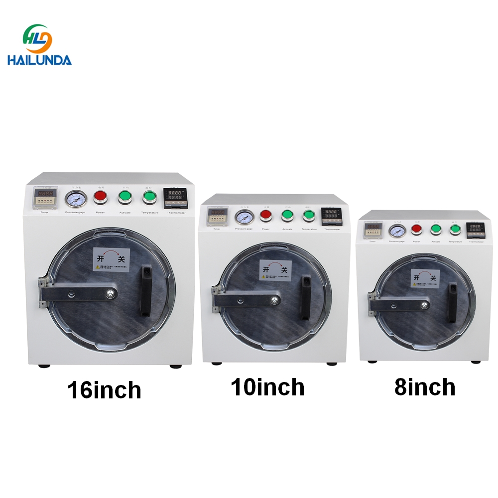 Autoclave OCA Bubble Rimozione Macchina per il Telefono Mobile LCD OLCD Bordo Dello Schermo Macchina Rimessa A Nuovo
