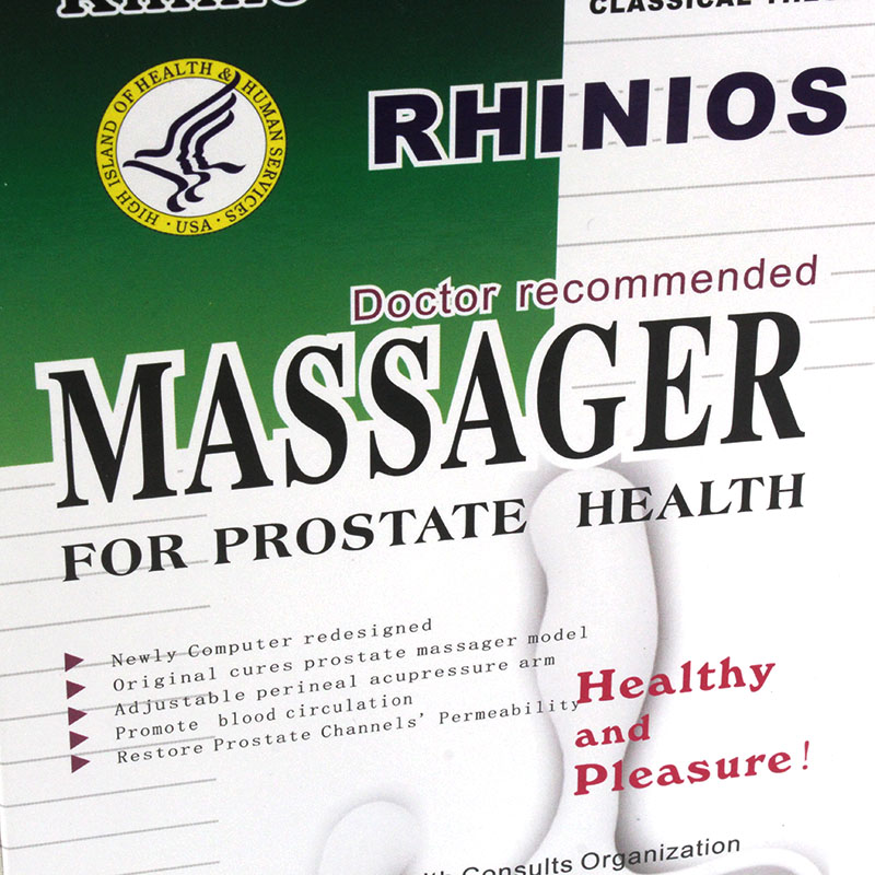 Rhinios Manual Prostate Massager Dx 1 And Ex 2 Prostate Massager