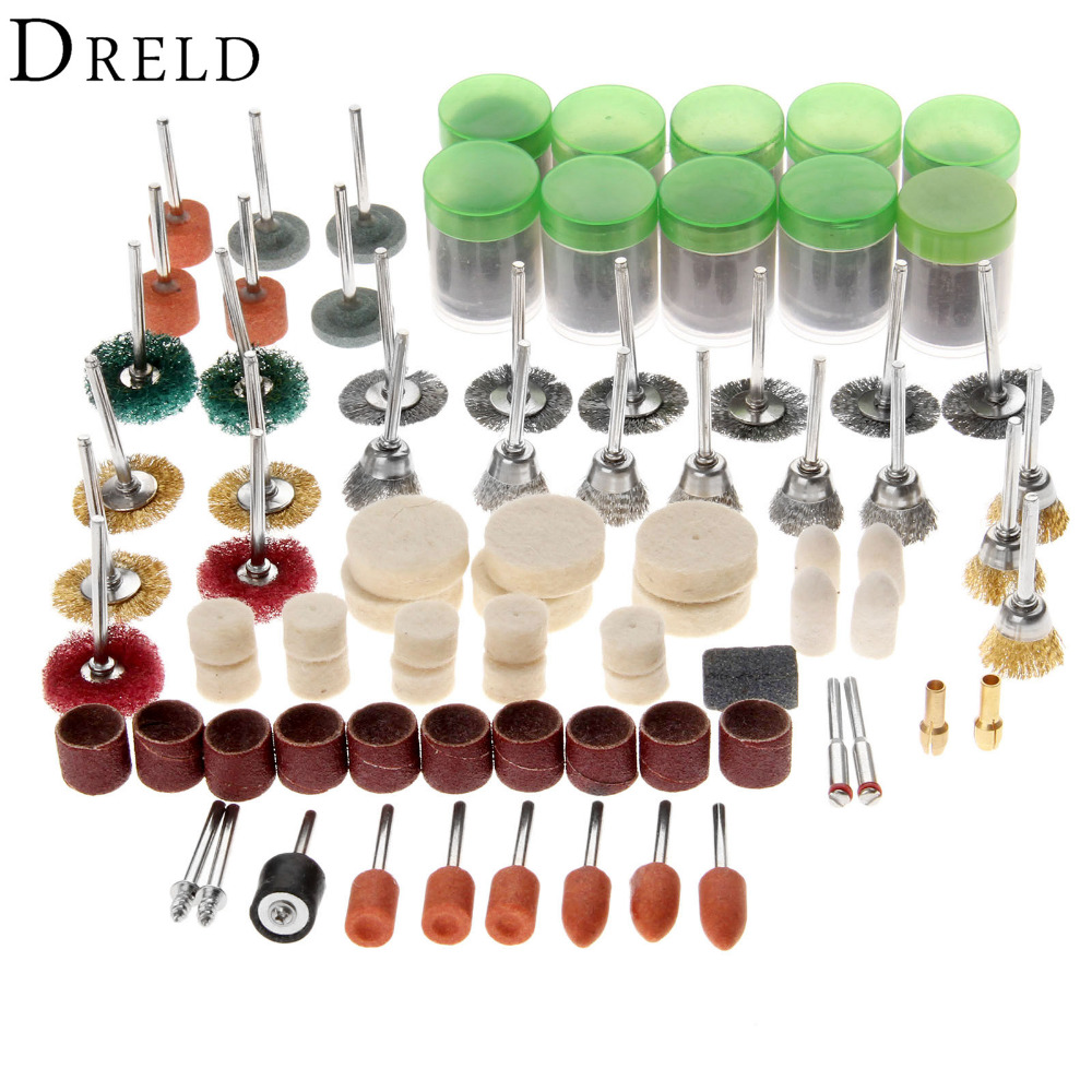 342Pcs/set Dremel Rotary Tool Accessory Set Fit Dremel Grinding Sanding Polishing Dremel Tools Dremel Accessories 1/8 Inch Shank full ink 6 pcs ink cartridge t0771 t0772 t0773 t0774 t0775 t0776 for epsonr260 r380 r280 rx580 rx680 rx595