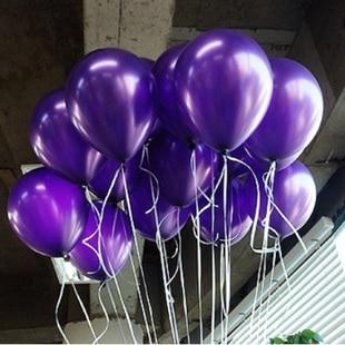 [Fly Eagle] 100pcs globo perlado globo engrosamiento casado globo de - Para fiestas y celebraciones - foto 1