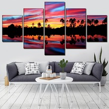Landscape Decor Painting Home Picture Wall Art Canvas Modern HD Printed Paintings Artwork