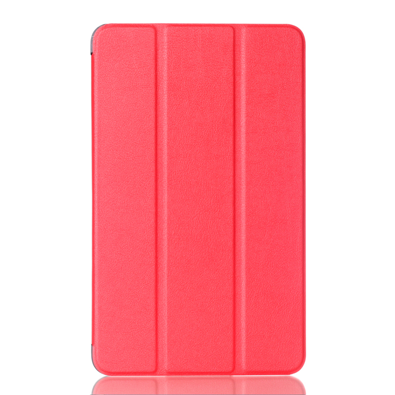 Custer Luxury Tri-Fold Ultra Thin Slim Folio Stand Leather Case Smart Sleeve Cover For Samsung Galaxy TAB A 7.0 T280 T285 7