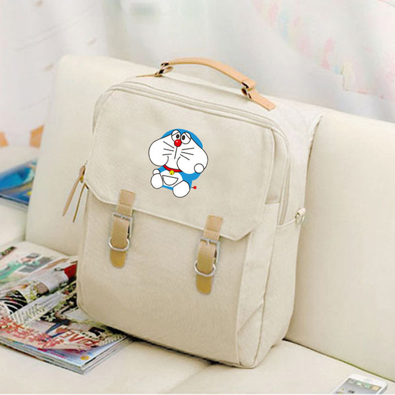 2018 Blue Fatty Bag Korea ulzzang Backpack Bag Middle School Student Women Canvas Campus Windy Dream Girl Backpack