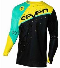2019 new motorcycle downhill riding jersey  MTB cross-country mountain bike DH cycling sports BMX moto cross