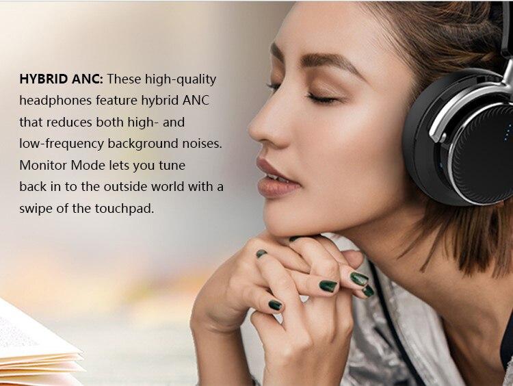 ANC Headphones Wireless