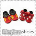 bow design kinghoo soft sole shoes  and wholesale shoes
