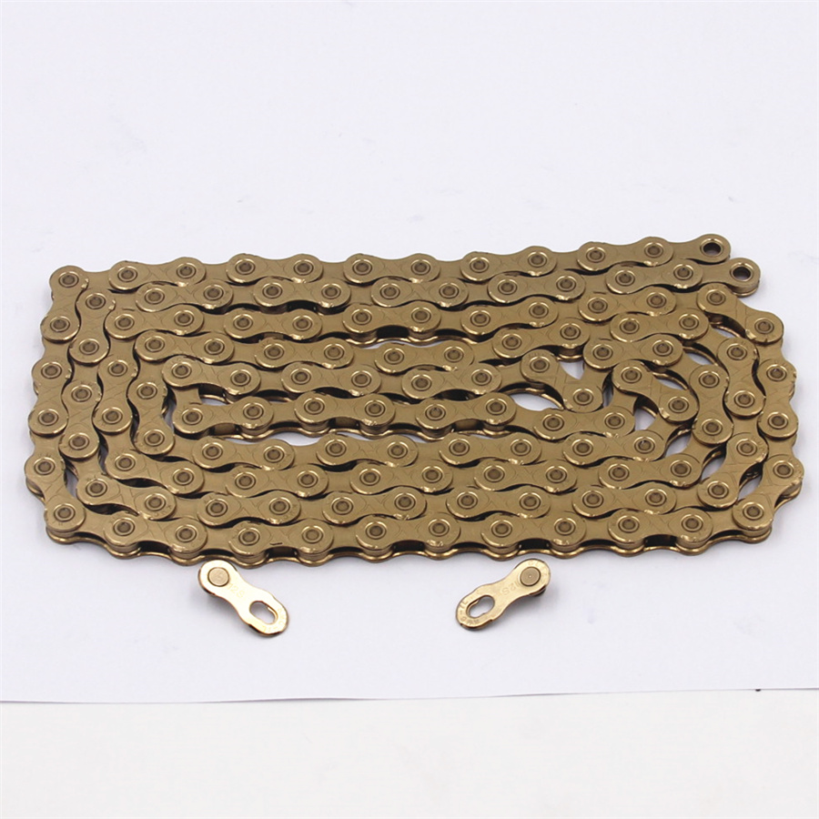 Image 4 - KMC X12 gold Chain 12 Speed Mountain Bike Bicycle Chain Original X12  MTB Road Bike 126L 24 speed Chains-in Bicycle Chain from Sports & Entertainment