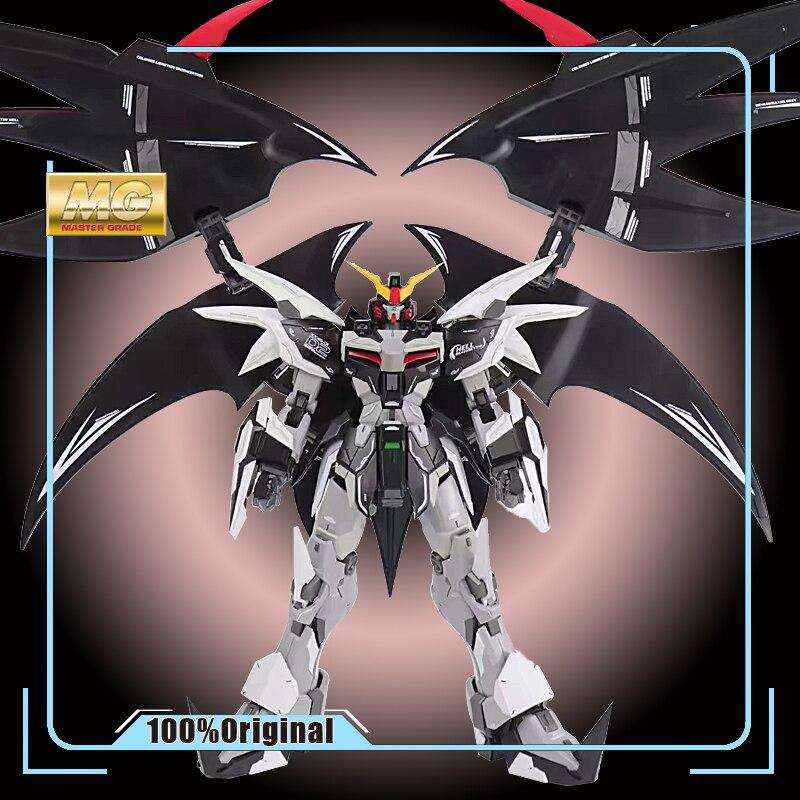 Supernova Xiaopeng Panda formy serca śmierci piekło śmierć MG 1/100 montowane Gundam Model figurka dekoracji zabawki dla dzieci prezent w Figurki i postaci od Zabawki i hobby na  Grupa 1