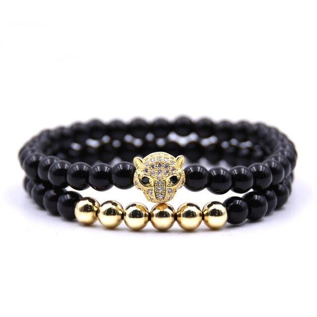 Bracelet En Perle Homme