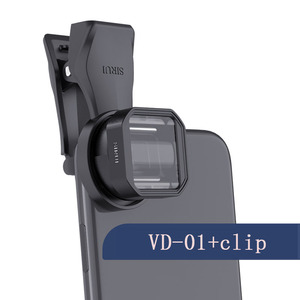 Image 4 - Anamorphic レンズ思鋭 VD 01 携帯電話のムービーレンズスクリーン変形 1.33x ワイドスクリーン映画ビデオ apple の huawei 社