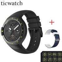 Ticwatch S Sông Băng Thông Minh Watch Phone BT4.1 WIFI Passometer GPS Heart Rate Monitor Không Thấm Nước cho Android/iOS + Một miễn phí Atrap