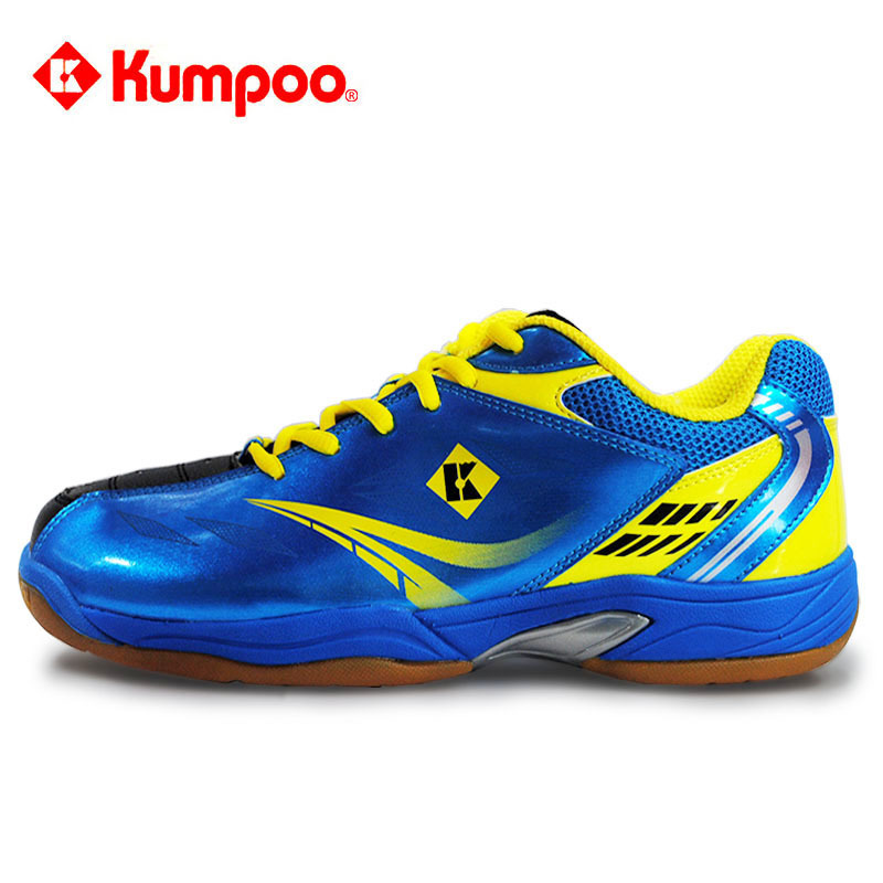 Super Light Kumpoo Badminton Shoe for Male and Women Top Quality Anti-Slippery Comfortable Sneakers KH-28 Shock Absorption L788 professional kumpoo unisex shoes badminton light cushioning comfortable sports sneakers for men and women breathable kh 205 l799